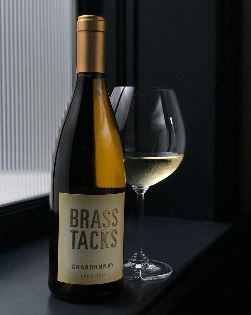 Brass Tacks Chardonnay