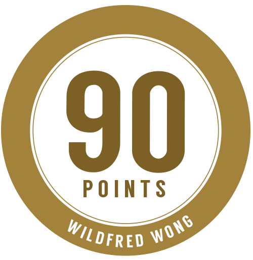 90 points - Wilfred Wong