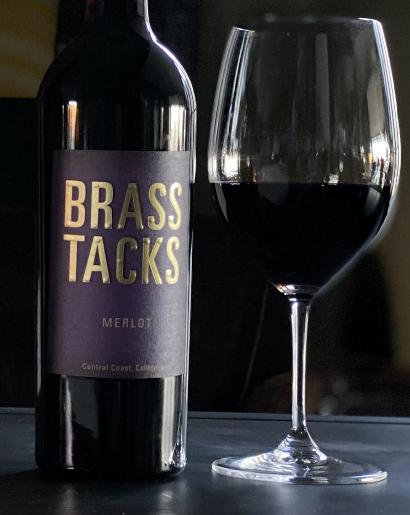 Brass Tacks Merlot