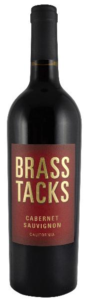 Brass Tacks Cabernet Sauvignon Bottle