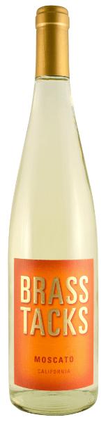 Brass Tacks Moscato Bottle